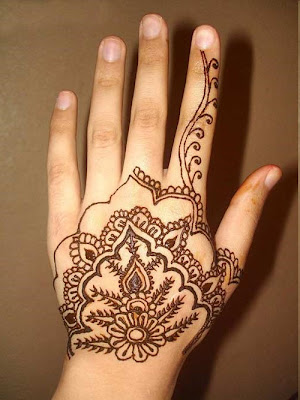Easy+Mehndi+Designs+20129 Simple Mehndi Designs For Eid