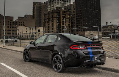 Dodge Mopar '13 Dart (2013) Rear Side