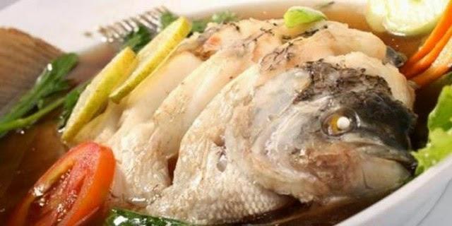 Ikan Segar Penggugah Selera