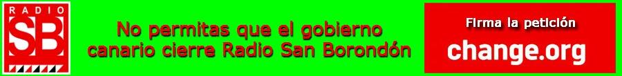 RADIO SAN BORONDÓN: NO LA VAN A CERRAR!!!!!!!!