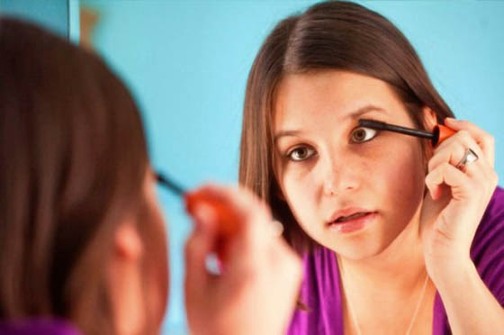 Mascara application tips