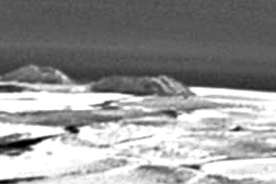 Huge Alien Base Discovered On Pluto 2015, UFO Sightings