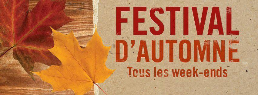 Découvrez les couleurs de l'automne le jour... et du jazz le soir!