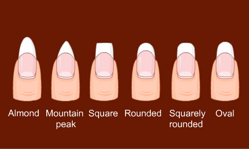 Very Best Nail Types Shape 500 x 300 · 26 kB · jpeg