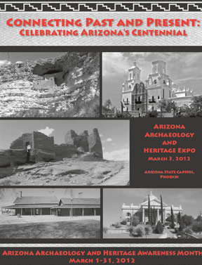 …to enjoy Archaeology and Heritage Awareness Month!
