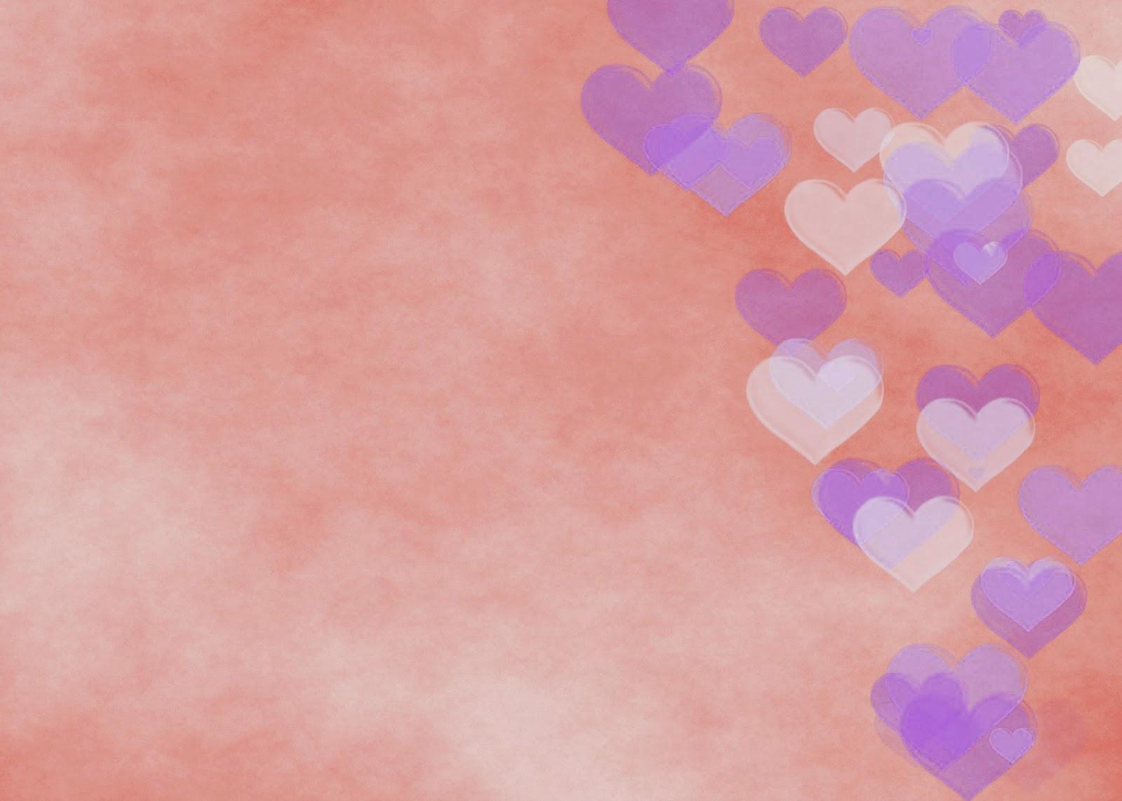 Fondos para fotos corazones flotan en las nubes para for Paisajes para murales de pared