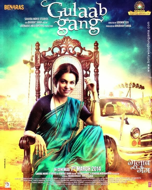Gulaab Gang Full Movie