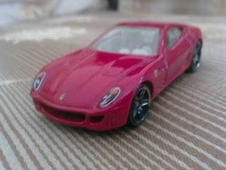 gtb 599 fiorano