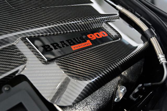 Brabus Rocket 900 6.3 V12