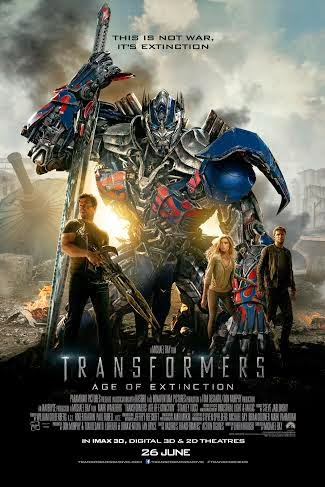 """TRANSFORMERS: AGE OF EXTINCTION"" MOVIE"