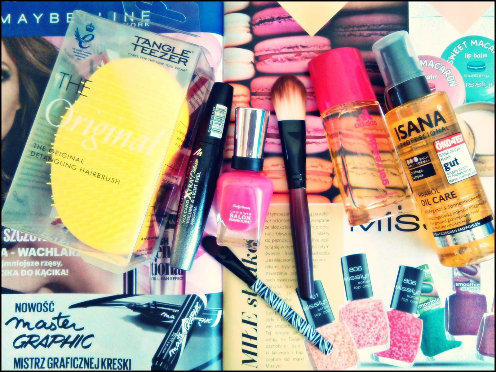 Wiosenne nowości w kosmetyczce