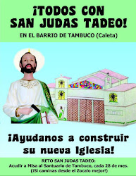 ¡Todos con San Judas Tadeo!