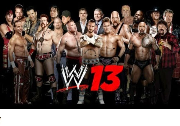 Download WWE 13 Full Version PC Game Setup File