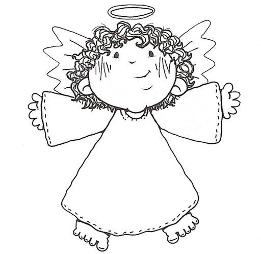 anjos Anjos_para_colorir__