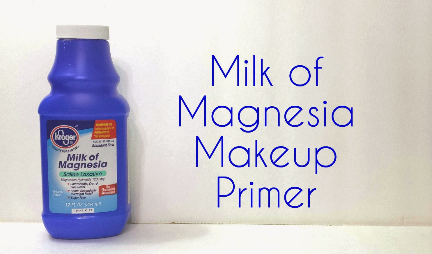 milk of magnesia Milk of magnesia, according to the website acne talks, is a hydroxide of magnesium it is commonly used as a laxative and is designed to aid constipation it is available in both tablet and liquid format.