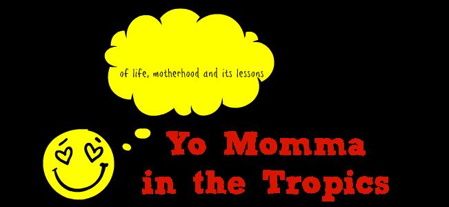 Yo momma in the tropics