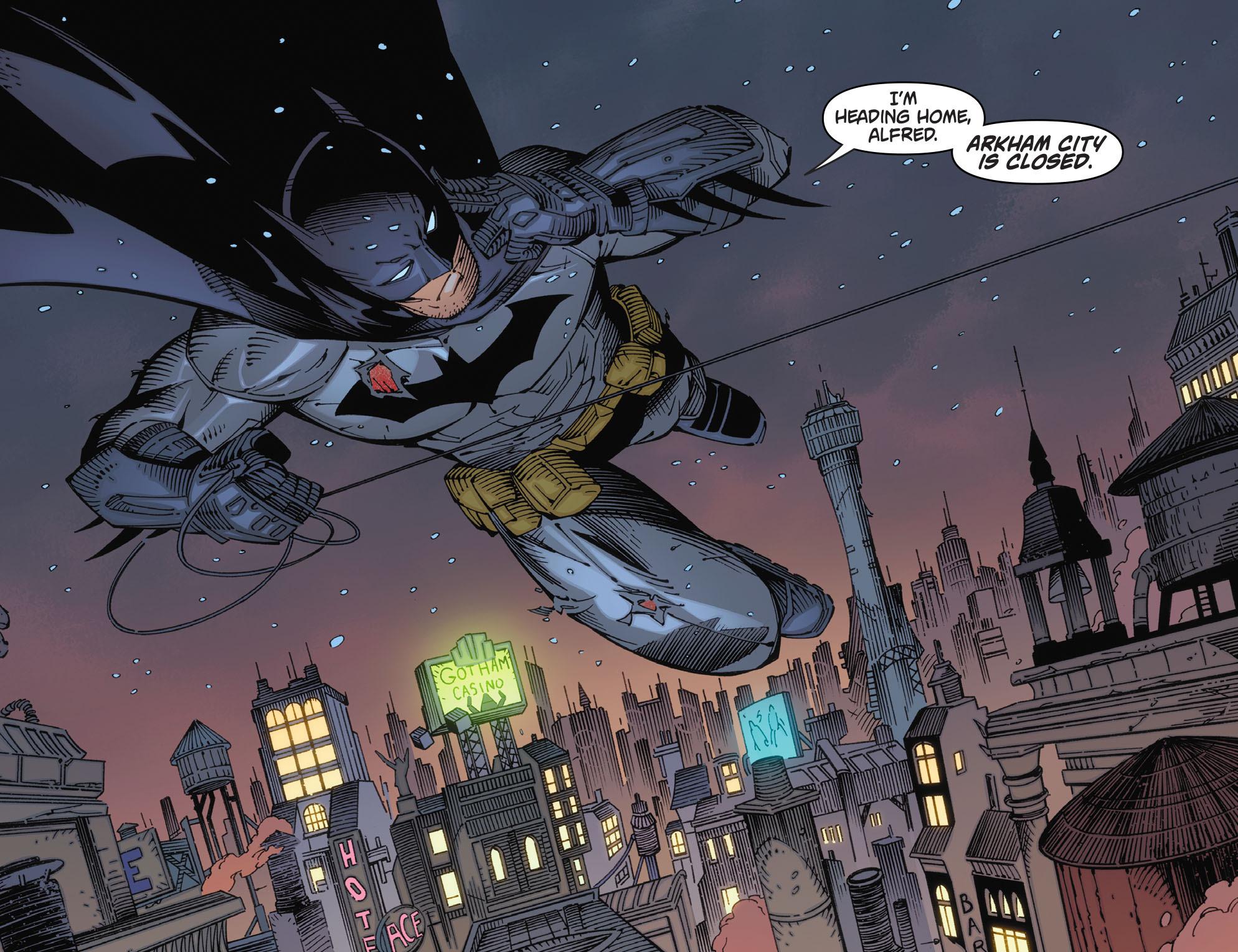 Batman: Arkham Knight [I] Issue #1 #3 - English 5