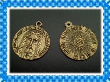 Medaglia del Santo Volto di Gesù