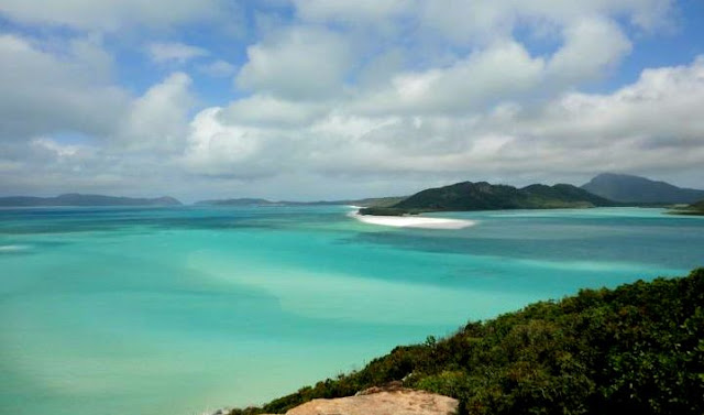 visit the whitsunday islands