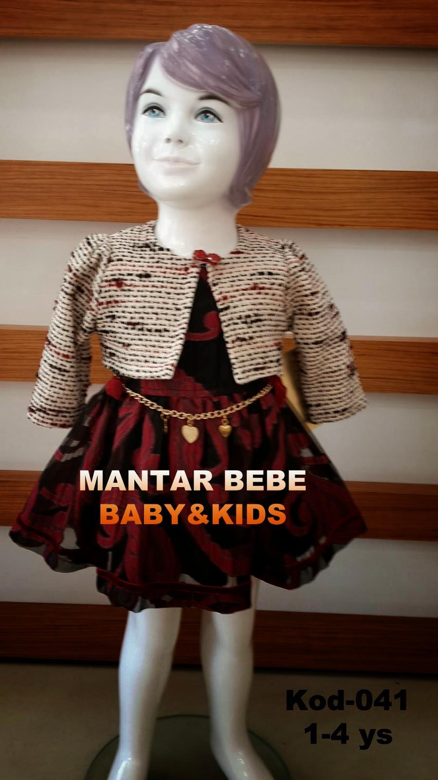 MANTAR BEBE ÇOCUK GİYİM - KOD041