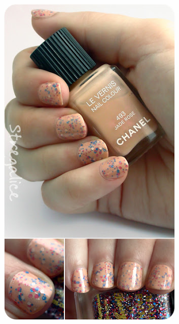 Chanel Jade Rose - Barry M Jewel Britannia