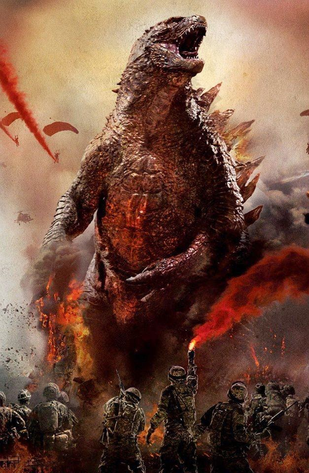 Godzilla: The Monster of all Horror Icons