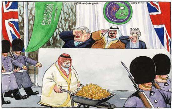 Arab Saudi penjual Islam