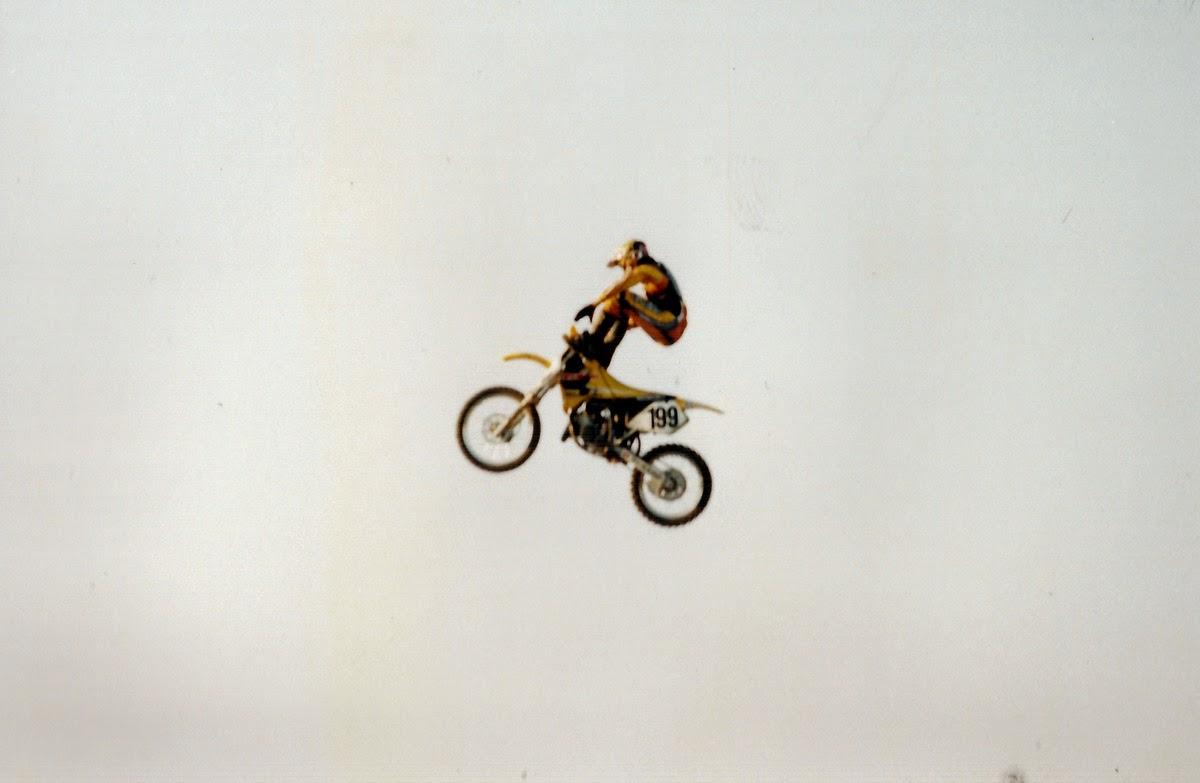 Travis Pastrana FMX Steel City 1998
