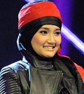 Model Jilbab Fatin Terbaru