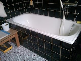 Dekorplast kakel badrum