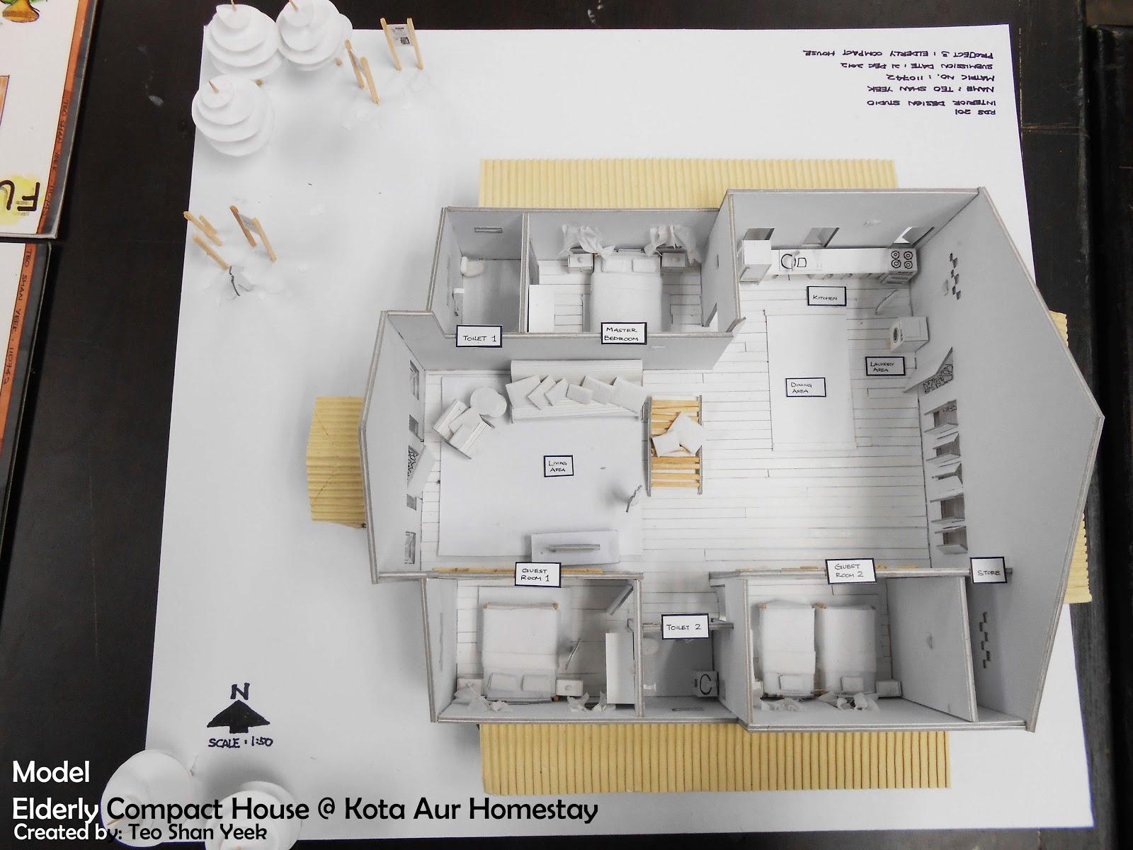 RDS 201 Interior Design Studio 1