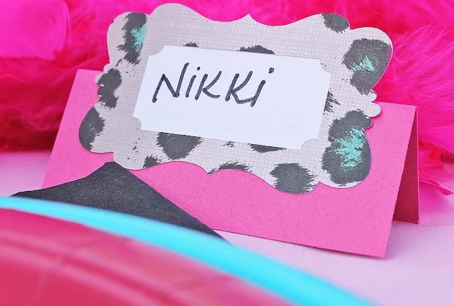 leopard print, sugar chic, heidi swapp, pink