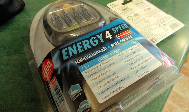 recharger for digital camera batteries