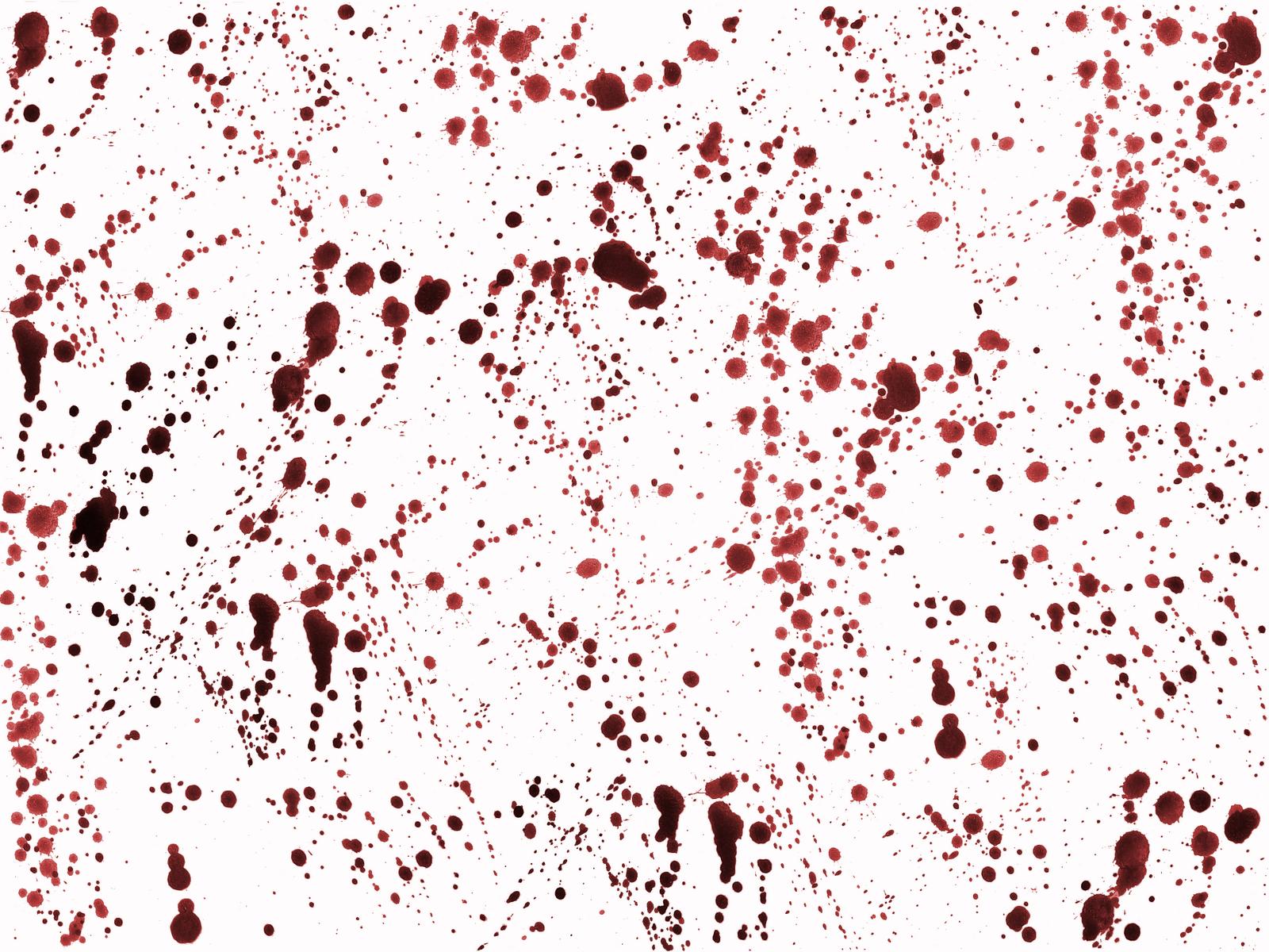 Red Ink Splatter Image...
