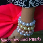 Macarons and Pearls