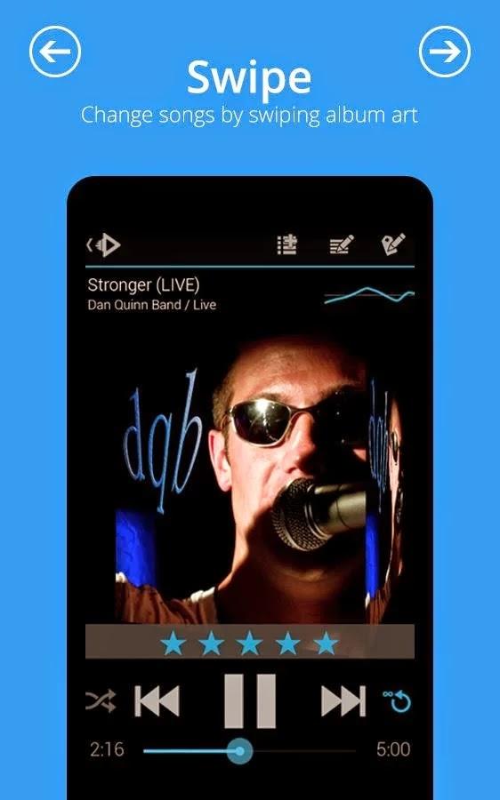 Rocket Music Player Premium v3.3.0.4