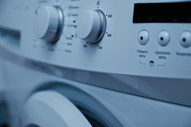 Mantenimiento de la lavadora - filtro