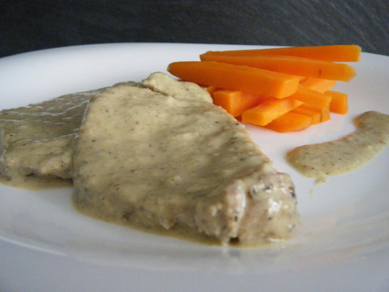Lomo de cerdo al horno con salsa de verduras recetas de - Salsa para verduras al horno ...