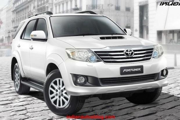 Toyota confirmou o lançamento do nova picape Hilux e da SUV Hilux SW4