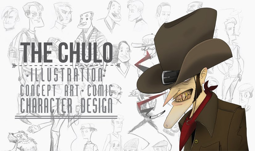 Chulo illustration