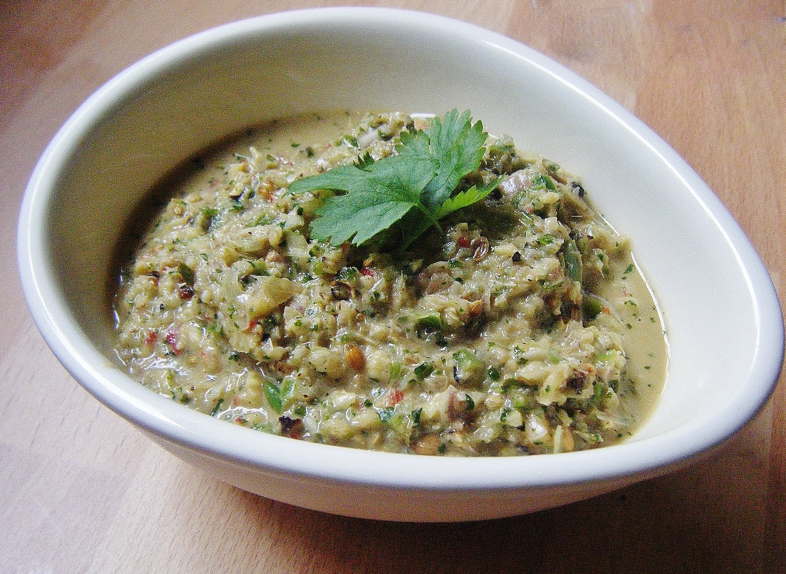 the Best Recipes: Thai Green Curry Paste