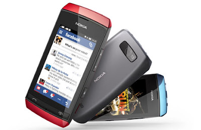 gambar foto Nokia Asha 306