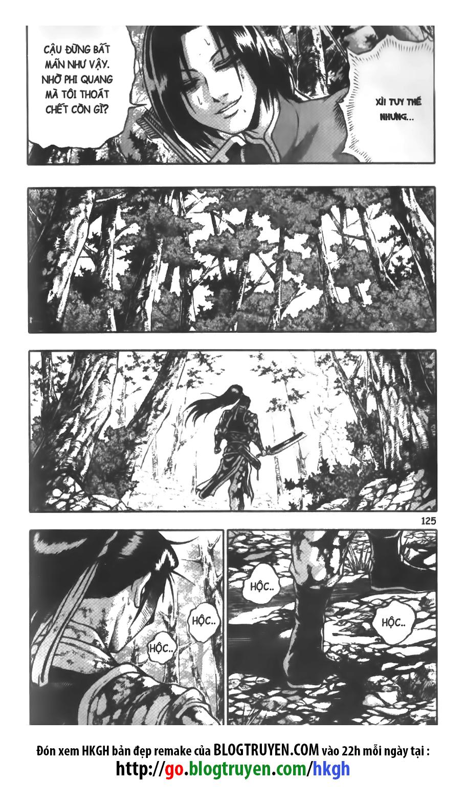 Hiệp Khách Giang Hồ - Hiệp Khách Giang Hồ Chap 329 - Pic 16