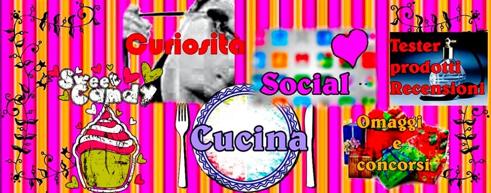 iris tester omaggi recensione e  cucina facebook