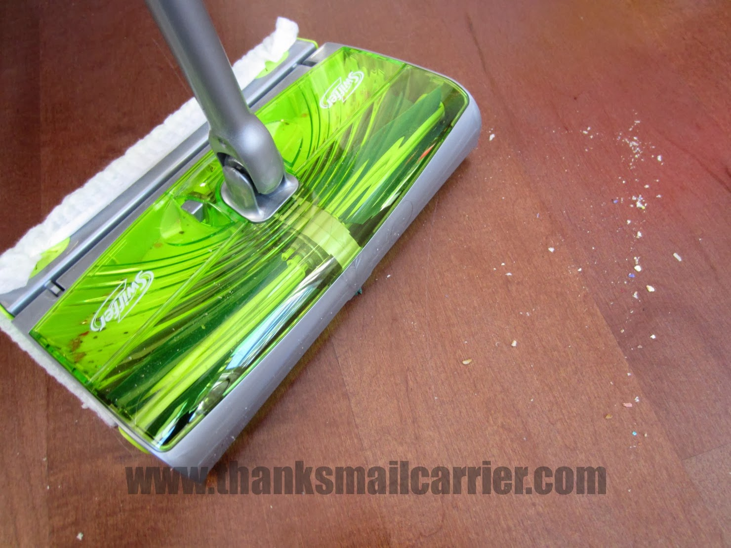 Swiffer Sweep & Trap review