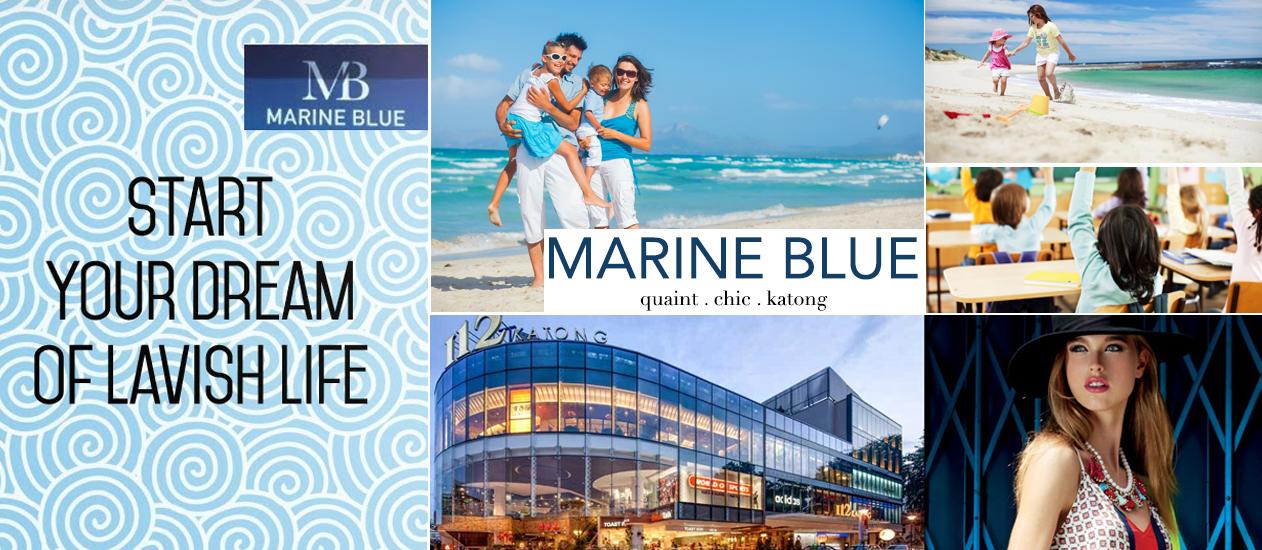 Marine Blue Condo