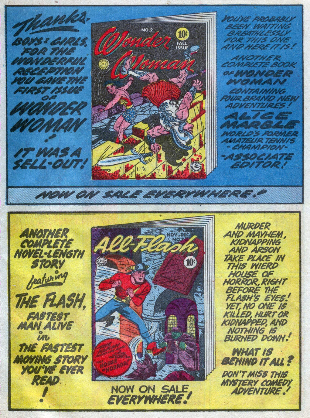 Read online All-American Comics (1939) comic -  Issue #45 - 51