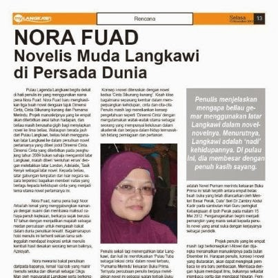 Nora Fuad: Cerita Cinta