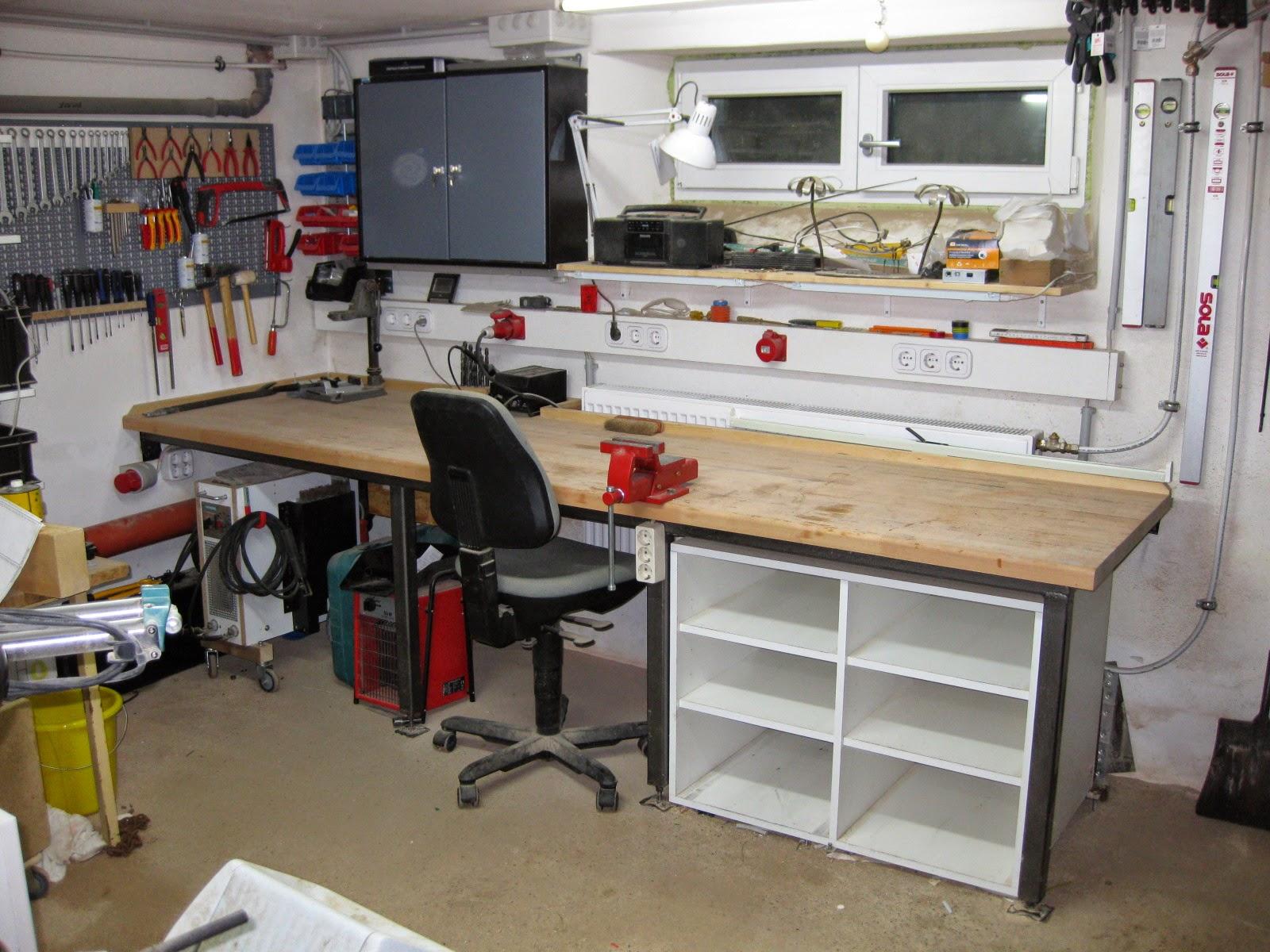 holz und metall ein heimwerkerblog meine werkbank werkstatt. Black Bedroom Furniture Sets. Home Design Ideas