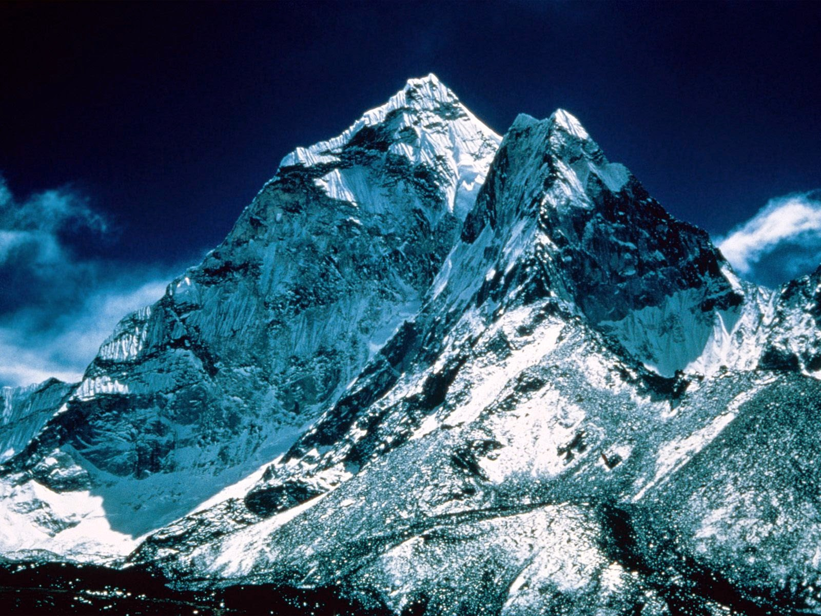 Highest Point on Earth - Mount Everest